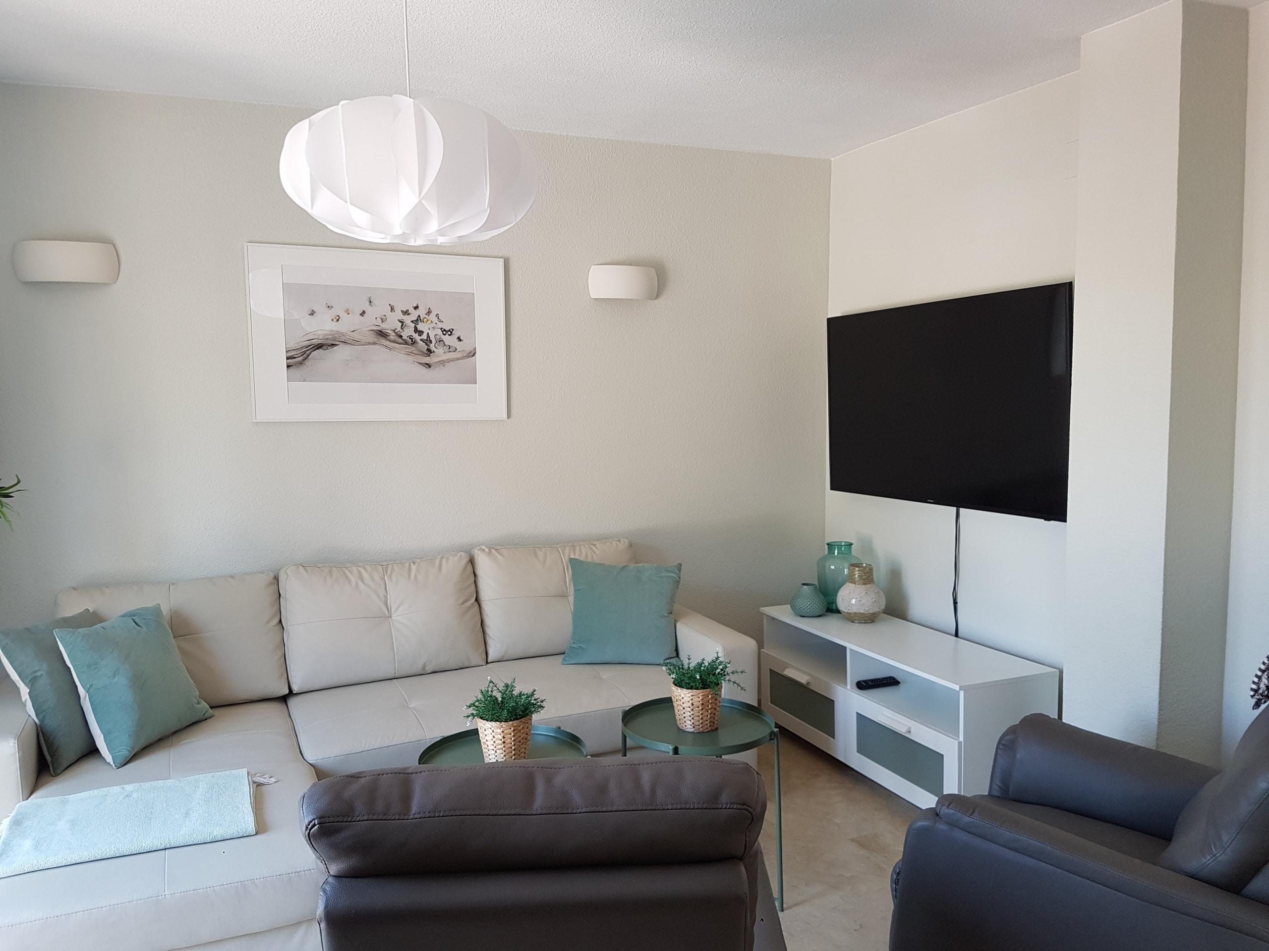 TV area in the livingroom